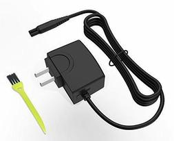 15V Shaver AC Adapter Philips Norelco Charger for Philips-No