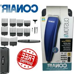 Conair 18 Piece Professional Hair Clippers Trimmer Kit Cutti