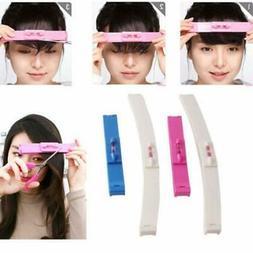 1Set Hair Trimmer Fringe Cut Tool Haircut Accessories For Cu