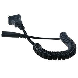 Vani 3ft Power Cord Adapter Charger For Razor Trimmer Shaver