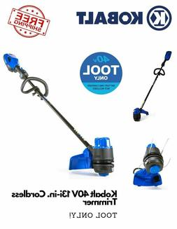 Kobalt 40V Max 13-in Straight Cordless String Trimmer