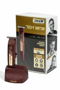 Wahl Professional 5 Star Cordless Retro T-Cut Trimmer 8412 G