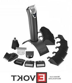 Wahl 9864-016 Stainless Steel Advanced Trimmer Beard Hair Cl