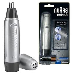 Braun EN10 Wet and Dry Ear/Nose Hair Trimmer