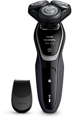 Philips Norelco Electric Shaver 5100 Wet & Dry, S5210/86, Fr
