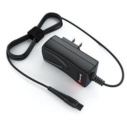 Pwr Charger for Philips-Norelco-HQ8505 Norelco 7000 5000 300