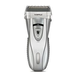 SUPRENT 4-Blade Electric Foil Shaver, Men's Electric Razor w