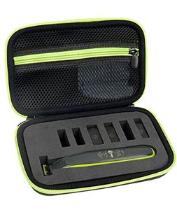WGear Organizer and Carrying Case for Philips Norelco OneBla