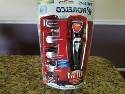 Philips Norelco All In One Personal Groomer Shaver Set G370.