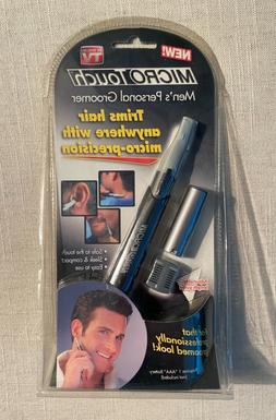 As Seen On TV Micro Touch Men's Personal Groomer Hair Trim