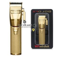 BaBylissPRO Gold FX870G Metal Lithium Adjustable Blade Cordl