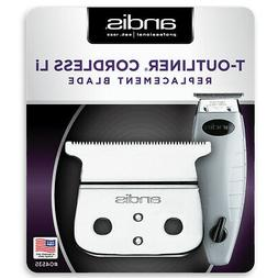 ANDIS Barber Andis Cordless T-Outliner Replacement Blade CL-