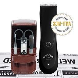 Manscaped Men's Bathroom Toiletry Grooming Tools, Includes H