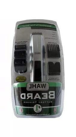 Wahl Beard Battery Trimmer with Five Position Guide