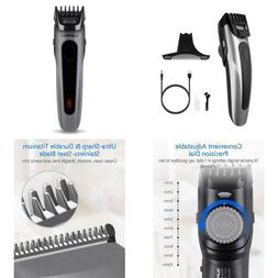 Beard Trimmer Suprent Adjustable Beard Trimmer, All-In-One B