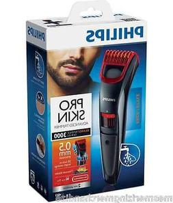 Philips Beard Trimmer Pro Skin Advanced QT4011/15 For Men
