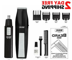 Beard Trimmer With Bonus Personal Trimmer High Carbon Steel