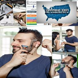BEST SELLER Beard Trimmer For Men : Multi-Curve Mustache Sha