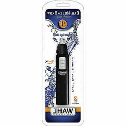 BRAND NEW Wahl 5567-500 Ear, Nose and Brow Wet/dry Trimmer B