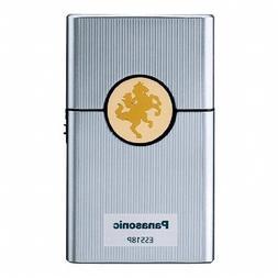 Panasonic Men's Card-type Compact Shaver ES518P-S Silver   D