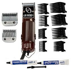OSTER Classic 76 Hair Clipper Bundle - 2 items, includes pac