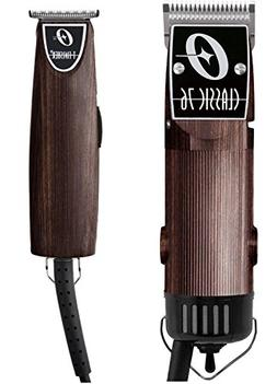 Oster Classic 76 Hair Clipper+T Finisher Combo Woodgrain Pro