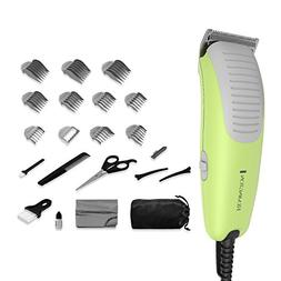 Remington 22-Piece Kids Clipper Haircut Kit with Ultra Quiet