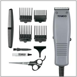Conair Simple Cut 10-Piece Basic Haircut Kit