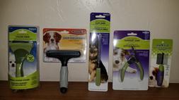 coastal dog groom comb nail trimmer file