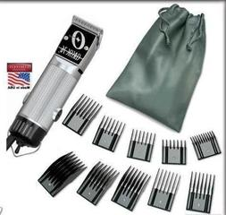 Combo New Oster Classic 76 Limited Edition Hair clipper SILV
