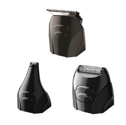 Remington COMBO PACK PG6020 PG6025 Shaver Nose Trimmer Repla