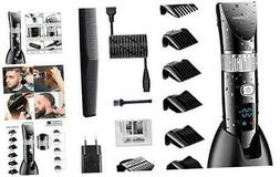 Cordless Hair Trimmer Pro Hair Clippers Beard Trimmer for Me