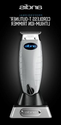 Andis Cordless T-Outliner® Lithium-Ion Trimmer 100-240V #74