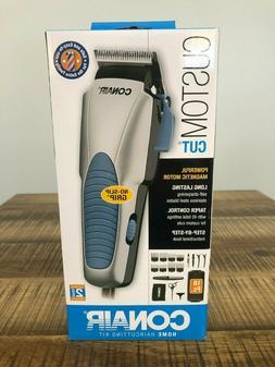Conair Custom Cut 18-piece Home Hair Cutting Kit with No Sli