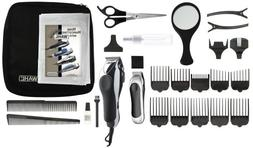 Wahl 79524-1001 Deluxe Chrome Pro with Multi-Cut Clipper & T