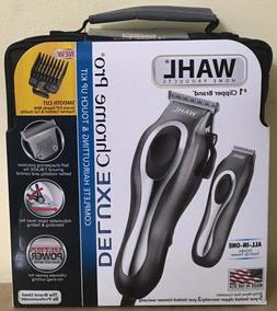deluxe chrome pro complete men s haircut