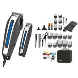 deluxe haircutting kit professional clippers men trimmer