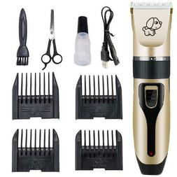 Dog Hair Trimmer Electrical Pet Professional Grooming Machin