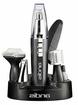 EasyTrim2 Personal Grooming Eyebrow and Beard Trimmer Kit w/