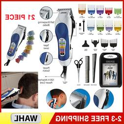 WAHL Electric Men's Hair Clipper and Shaver Pro Cutting barb