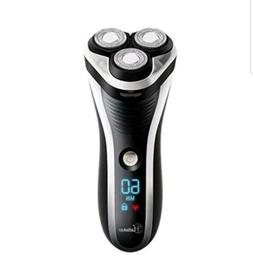 Hatteker Electric Shaver Rotary Razor Men Cordless Beard tri