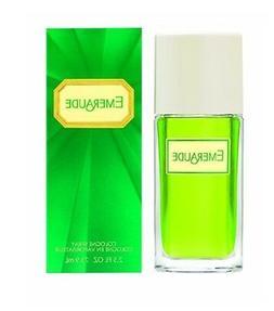 Emeraude Perfume Cologne Spray- 2.5 Fl Oz + Eyebrow Trimmer