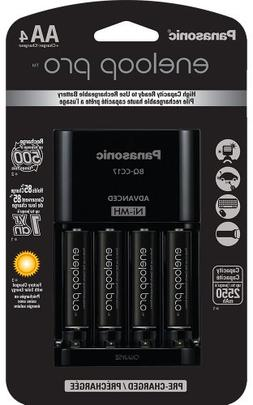 ENELOOP PRO AA4 PLUS 4 POSITION CHARGER