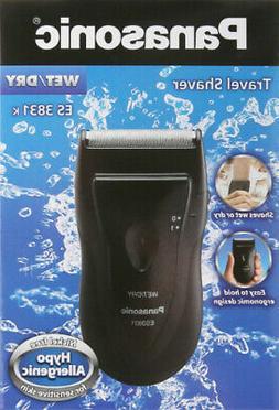 Panasonic ES3831K Pro-Curve Single Blade Wet/Dry Shaver, Bla