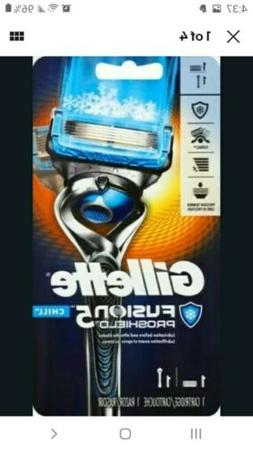Gillette Fusion ProShield Chill Men's Razor with Flexball Ha