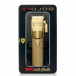 Babyliss Pro GOLD FX FX870G Cord/Cordless Lithium-Ion Adjust