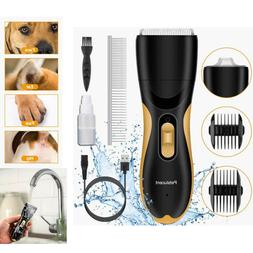Grooming Clipper Hair Trimmer Quiet Cordless Electric for Pe