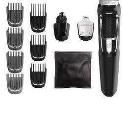 Philips Norelco Grooming Kit Rechargeable Hair Ear Beard Tri