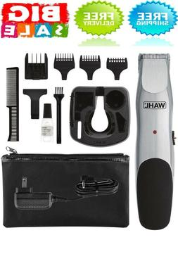 Wahl Groomsman Corded or Cordless Beard Trimmer for Men - Re