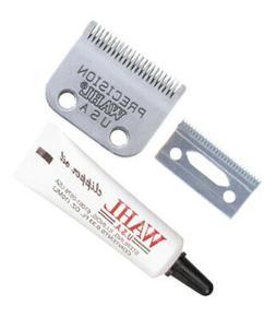 Hair Clipper Blade Set & Oil